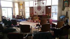 2015 SIM Residential Retreat Dharma Hall